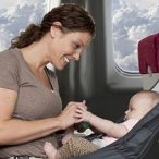 air travelling with your baby