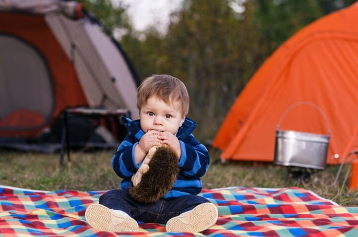 Camping with your Toddler